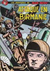 Buck Danny -6c1983- Attaque en Birmanie