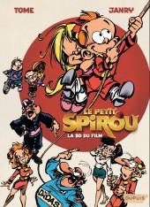 Le petit Spirou -HS2- La bd du film