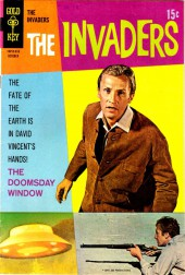 Invaders (The) (Gold Key - 1967)