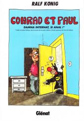 Conrad et Paul -4- Damna internat, si anal !