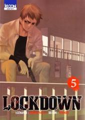 Lockdown -5- Tome 5