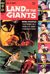 Land of the giants (Gold Key - 1968)