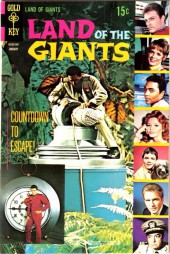 Land of the giants (Gold Key - 1968) -2- Countdown to Escape!