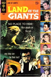Land of the giants (Gold Key - 1968) -3- No Place to Hide!