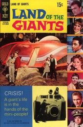 Land of the giants (Gold Key - 1968) -5- Crisis!