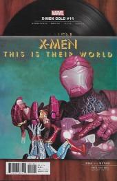 X-Men: Gold (2017) -11B- En'Kane: Part 2
