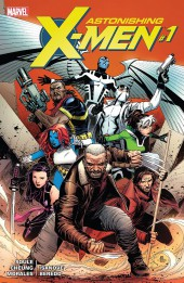 Astonishing X-Men (2017) -1- Life of X: Part One