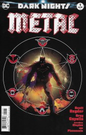 Dark Nights: Metal (2017) -1D- Issue #1