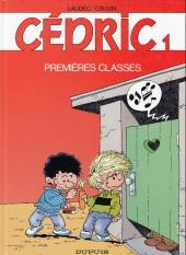 Cédric -1a1998- Premières classes