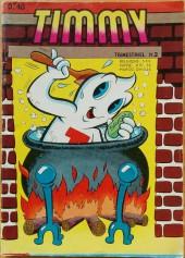 Timmy (Aredit 1re série) -2- Timmy le fantôme timide