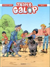 Triple galop -13- Tome 13