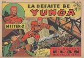 E.L.A.N. (Collection) (2e série) -34- Mister-X - La défaite de Yunga