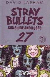 Stray Bullets: Sunshine & Roses (2015) -27- Pretty on the inside