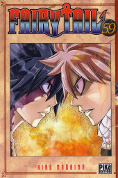 Fairy Tail -59- Tome 59