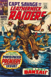Captain Savage and his Leatherneck Raiders (1968) -1- The Last Banzai !