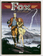Fox (Dufaux/Charles) -1- Le Livre Maudit