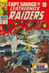 Captain Savage and his Leatherneck Raiders (1968) -7- Objective: Ben Grimm !