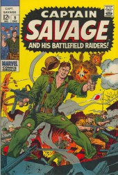 Captain Savage and his Leatherneck Raiders (1968) -9- (sans titre)