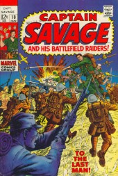 Captain Savage and his Leatherneck Raiders (1968) -10- To the Last Man !
