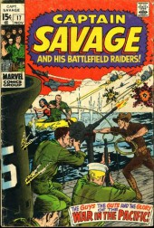 Captain Savage and his Leatherneck Raiders (1968)