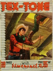 Tex-Tone -112- Tex-Tone, la mauvaise route