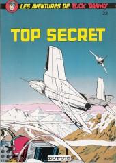 Buck Danny -22b1984- Top secret
