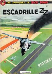 Buck Danny -25c1977c- Escadrille ZZ