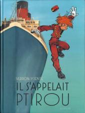 Spirou et Fantasio (Une aventure de.../Le Spirou de...) -12- Il s'appelait Ptirou