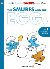 SMURFS (les Schtroumpfs en anglais) -5- The Smurfs and the Egg