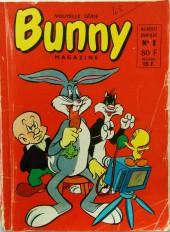 Bunny (1re Série - Sage) -1- Les cartouches pacifiques