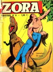 Zora -6- Kali - retour dans la vallée des monstres