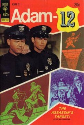 Adam-12 -2- The Assassin's Target !