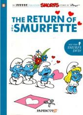 SMURFS (en anglais) -10- The Return of the Smurfette