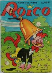Roico -119- Roico et ses nerfs