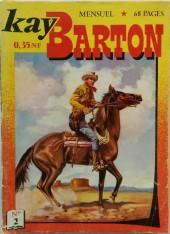 Kay Barton -2- Les diables de l'aube