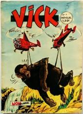 Vick -5- L'enfer de Zelath