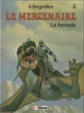 Le mercenaire -2b97- La formule