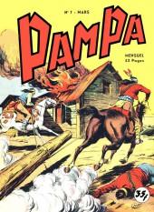 Pampa (Lug - 1re série) -7- Sergent York