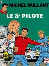 Michel Vaillant -8xFINA- Le 8e pilote