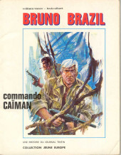 Bruno Brazil -2- Commando Caïman