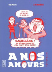 A nos amours -2- Tome 2