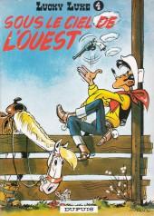 Lucky Luke -4b84- Sous le ciel de l'Ouest
