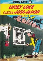 Lucky Luke -11b84- Lucky Luke contre Joss Jamon