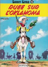 Lucky Luke -14b84- Ruée sur l'Oklahoma