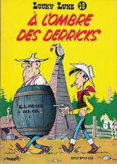Lucky Luke -18b84- À l'ombre des derricks
