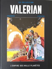 Valérian - La collection (Hachette) -2- L'empire des mille planètes