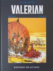 Valérian - La collection (Hachette) -4- Bienvenue sur Alflolol