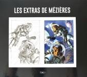 Valérian - La collection (Hachette) -HS1- Les extras de Mézières - Tome 1