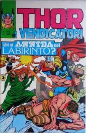 MiticoThor (Il) -152- Chi si annida nel Labirinto?