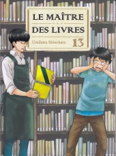Le maître des livres (Toshokan no Aruji)  -13- Tome 13